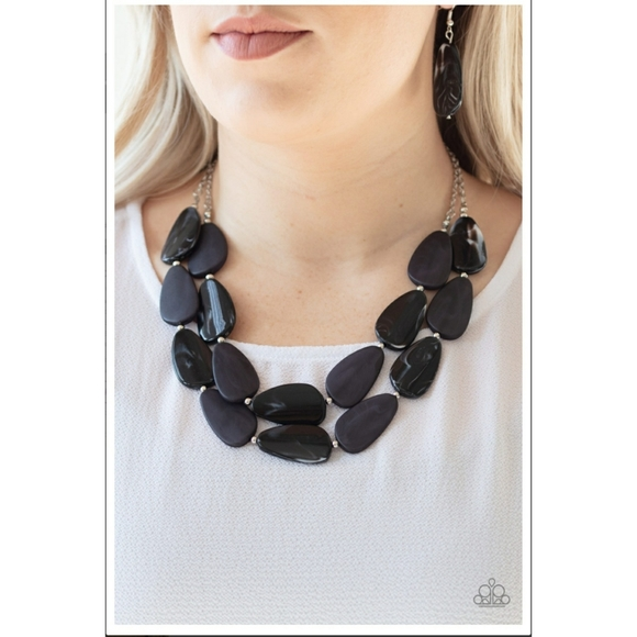 paparazzi Jewelry - Colorfully Calming Necklace